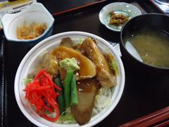 ごぼ豚丼.JPG